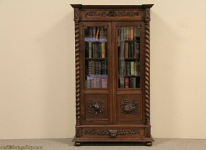 Bookcase from 1870