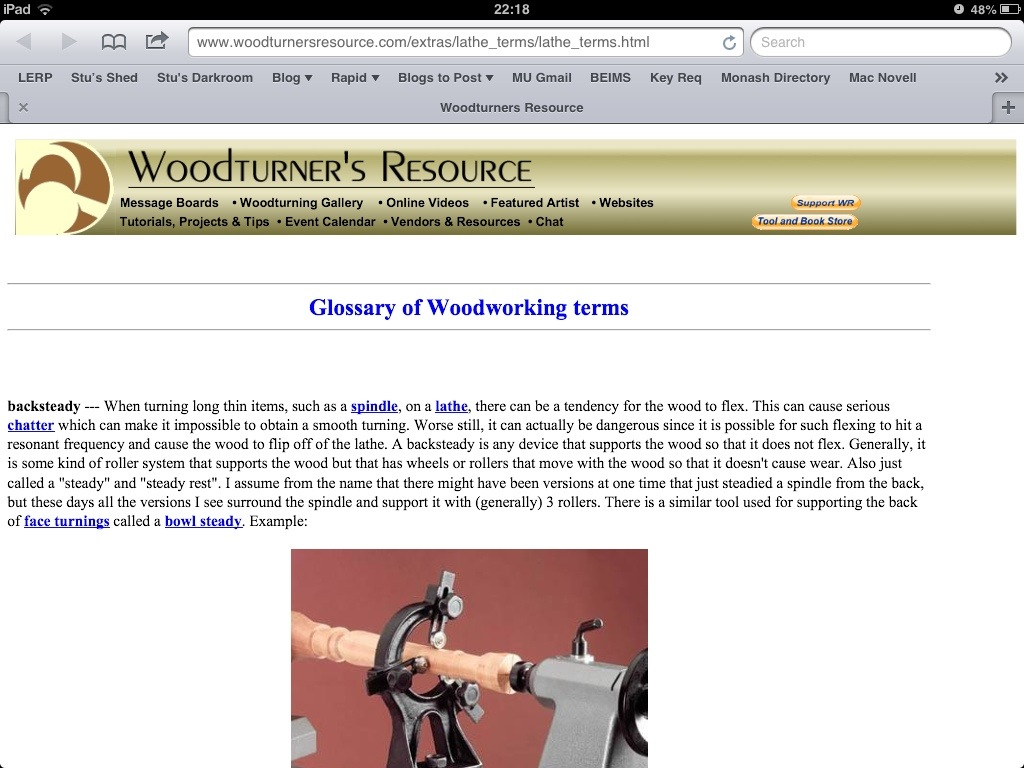 woodturning classes