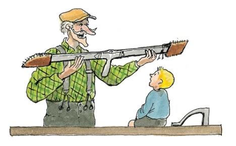 Grandpa & Child