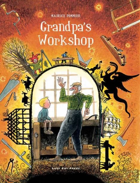 Grandpa's Workshop cover