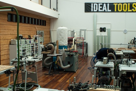 An Ideal Workshop