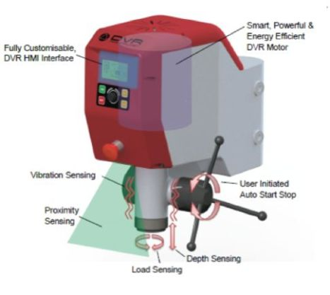 Drill Press Sensors