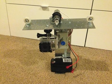 GoPro Fly-Rig Version 2
