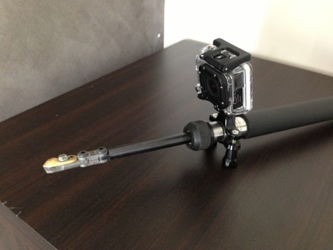 GoPro Turning Chisel Mount