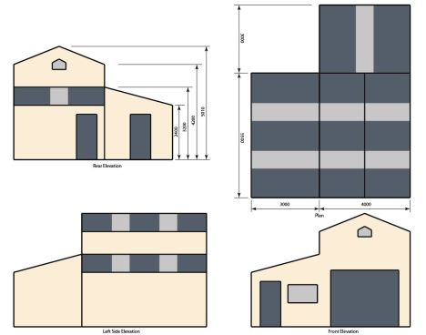 Finalised Shed Design