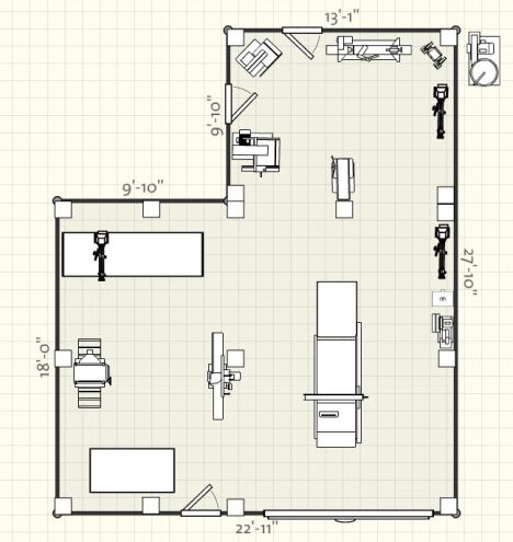 Shed Layout?