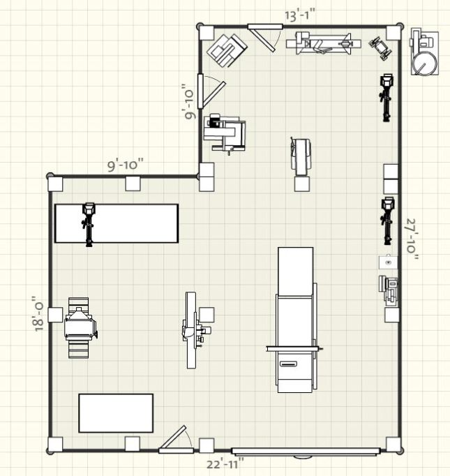 Shed Plans 12 X 16
