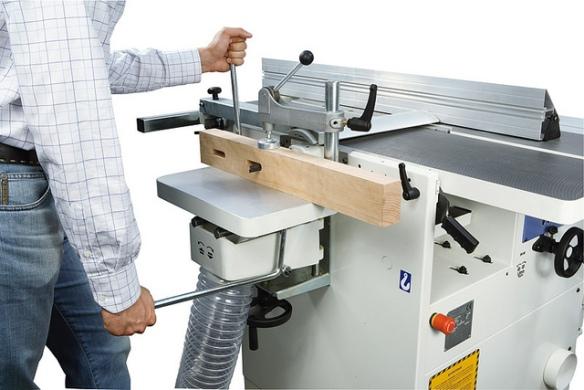 powermatic planer molder