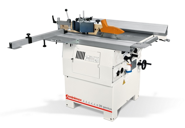 minimax woodworking machines