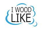 I wood like logo thm