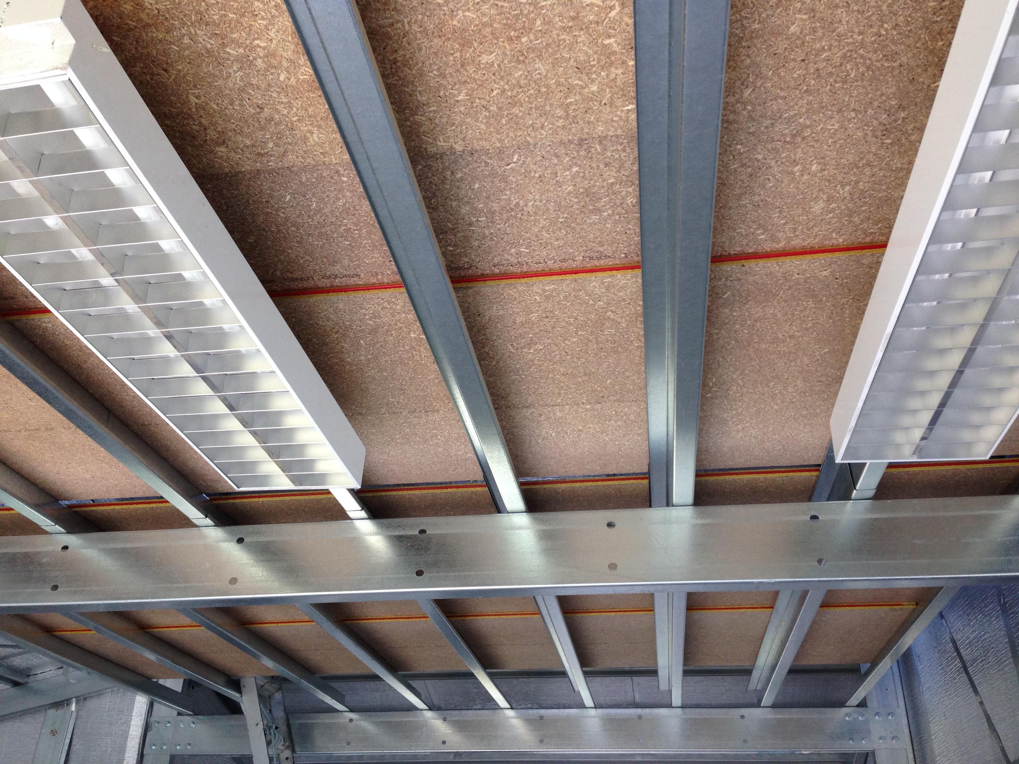 Mezzanine stu 39 s shed for How to build a mezzanine