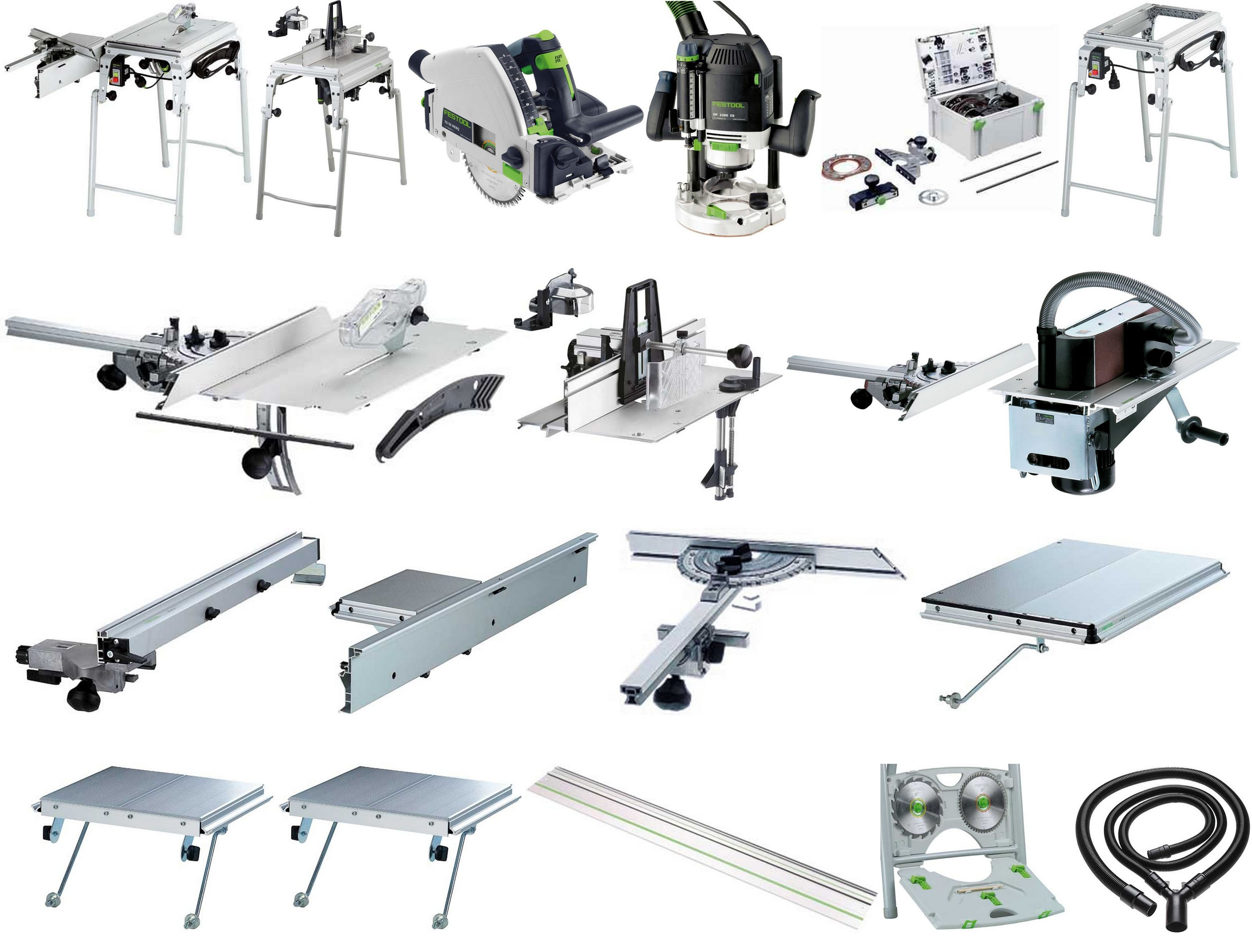 How Would You Like To Kickstart Your Festool Collection