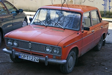 Lada 2103 1300 1978 front